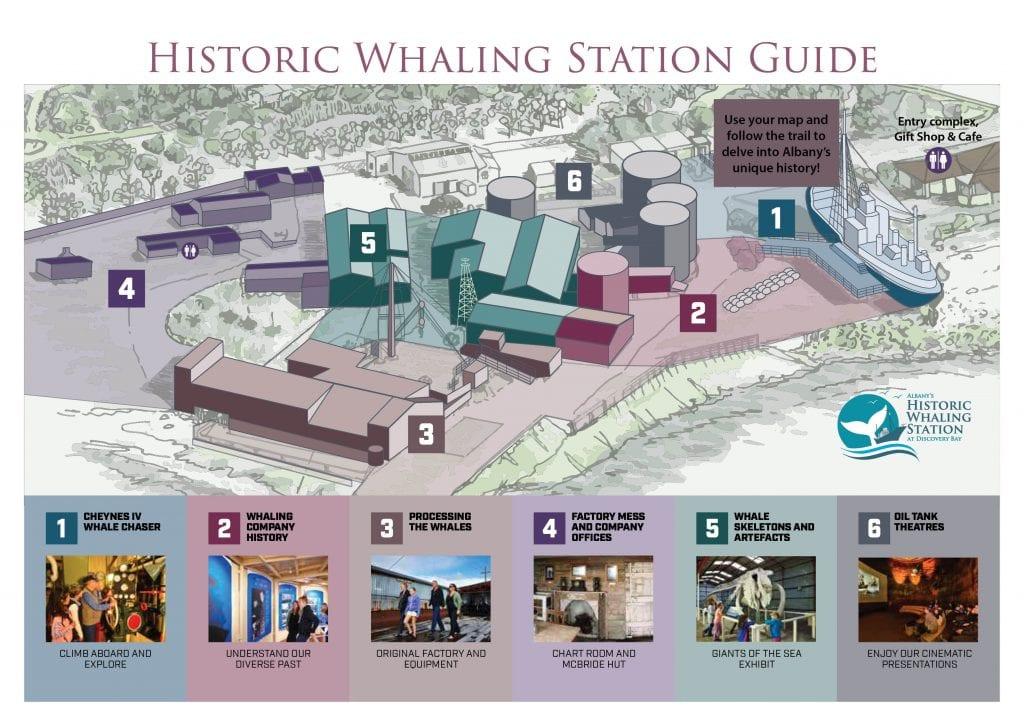Wjaling Station Map