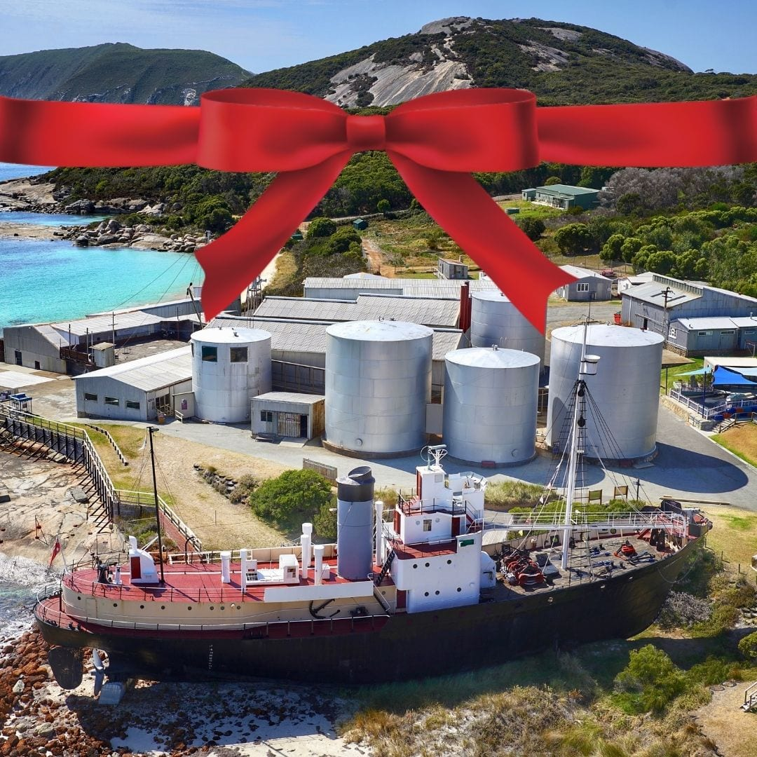 Historic Whaling Station gift voucher